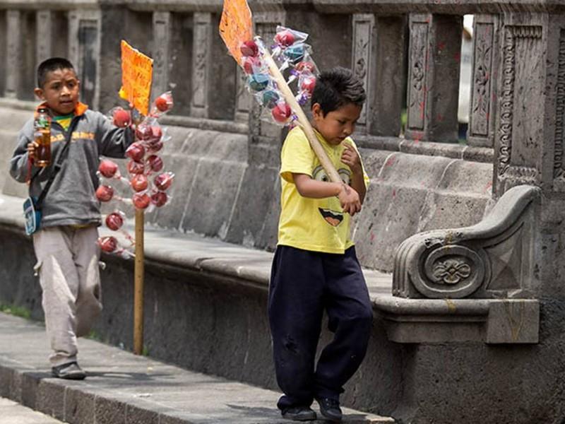 Toman acciones para prevenir y combatir trabajo infantil