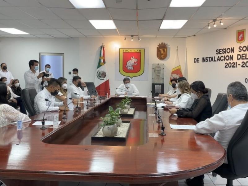 Toman protesta 115 presidencias municipales de Chiapas
