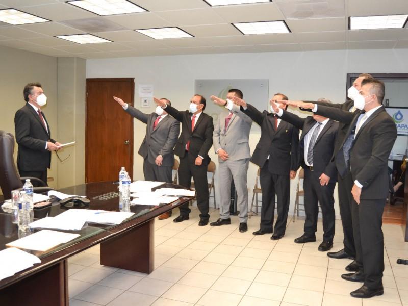 Toman protesta a directores de Oomapas de Cajeme
