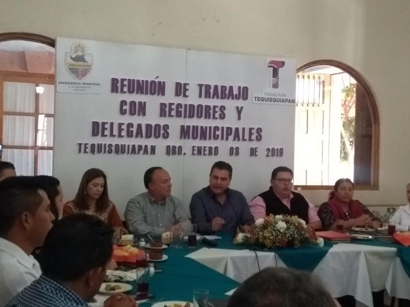 Toño Mejia reitera apoyo para Fuentezuelas