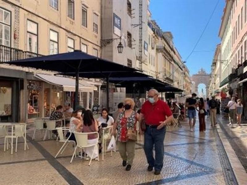 Toque de queda en Portugal por cuarta ola