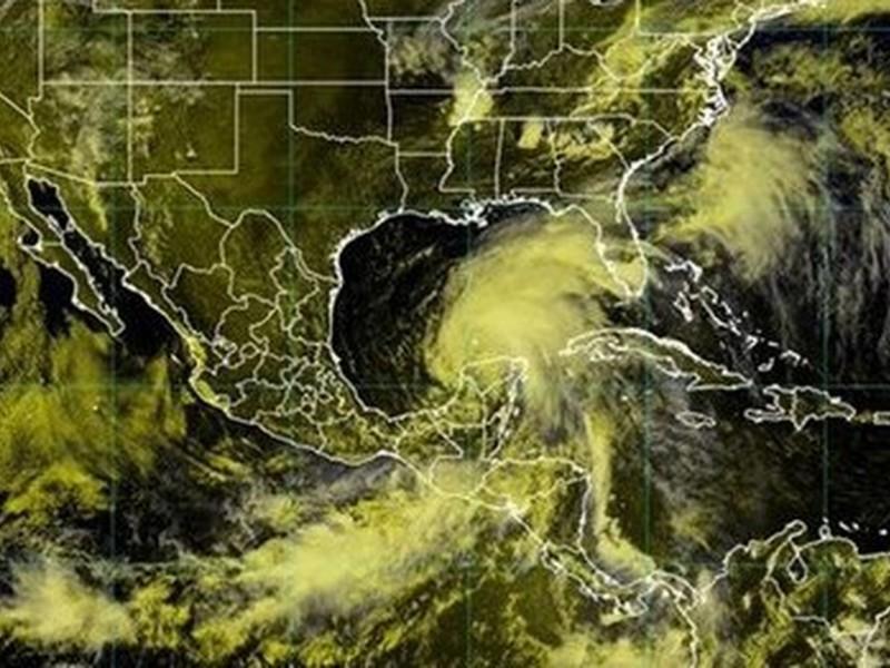 Tormenta 'Cristóbal' ocasiona vientos lluvias fuertes