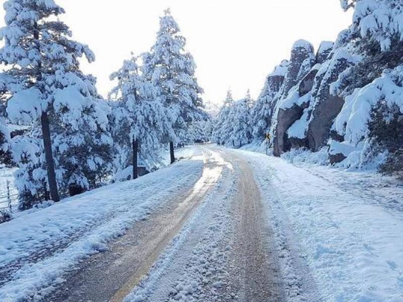 Tormenta invernal provocará caída de nieve en estados del Norte
