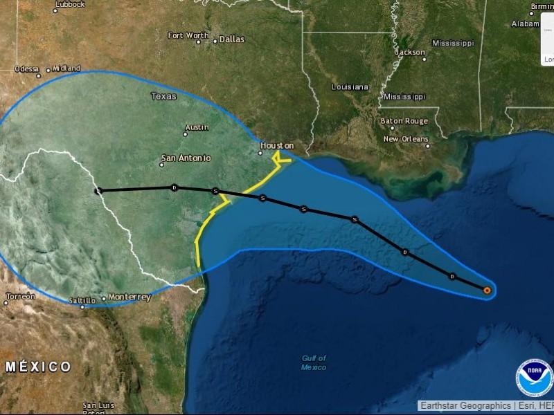 Tormenta Tropical 8 podría afectar a México con lluvias
