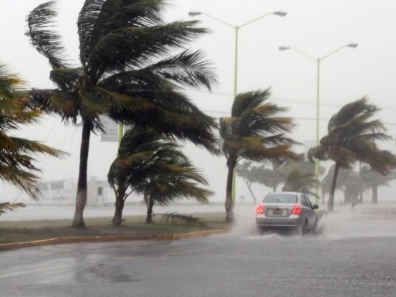 Tormentas, calor y vientos en el país