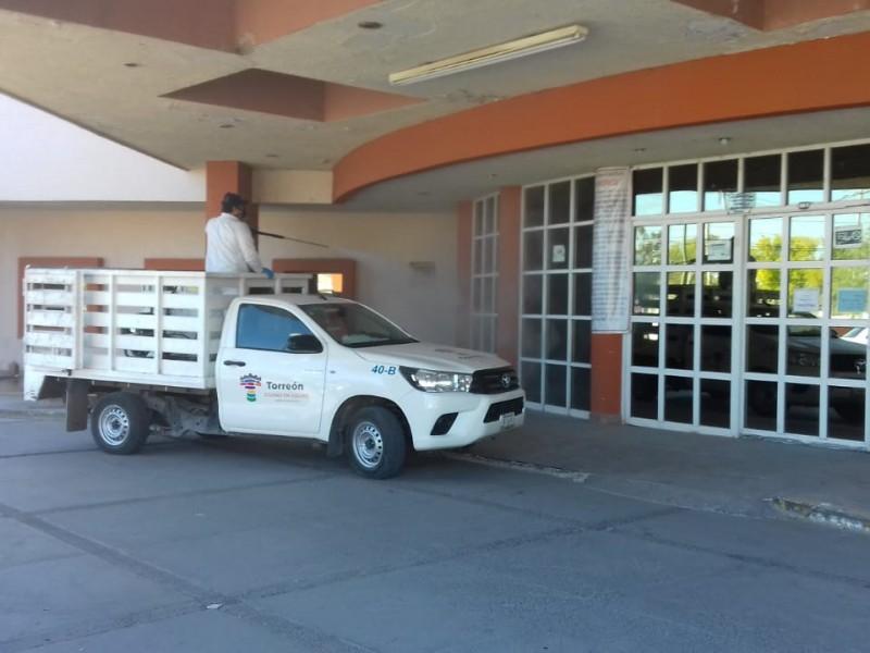 Torreón cuenta con capacidad para incrementar camas Covid: Alcalde