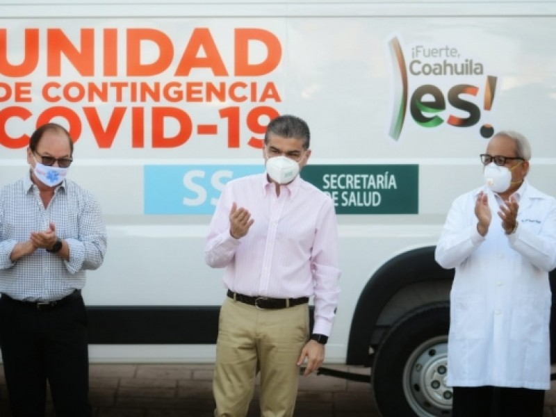 Torreón rebasa los 500 contagios por la infección Covid-19