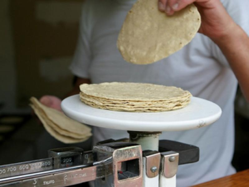 Tortillerías en quiebra en Tuxtla Gutiérrez