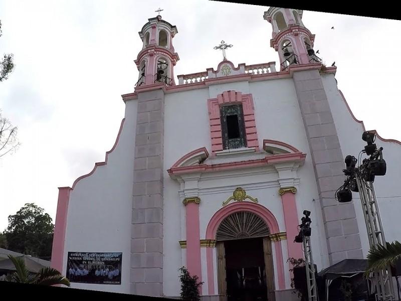 Total éxito celebración de la Virgen en el-Pichón