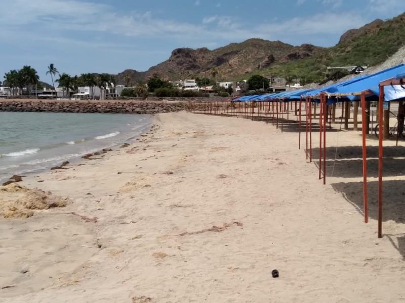 Tour operadores cancelan viajes a Guaymas por cierre de playas