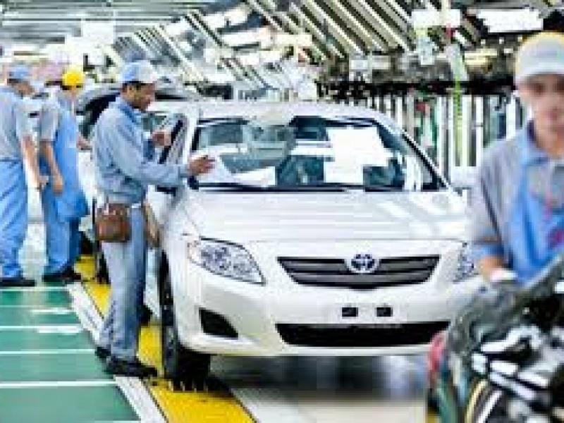 Toyota extiende paro técnico