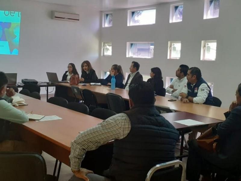 Trabaja IMM en Lucha contra violencia de género