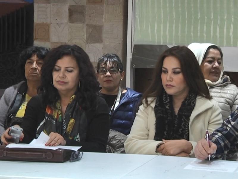Trabajadoras señalan acoso al interior del Gobierno Estatal