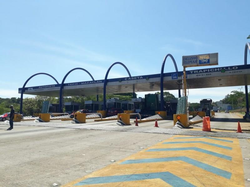 Trabajadores de autopistas piden a viajeros atender medidas de prevención