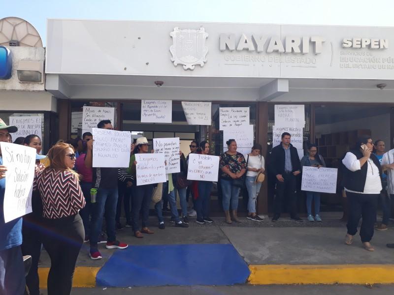 Trabajadores de CENDIS amenazan con cerrar SEPEN