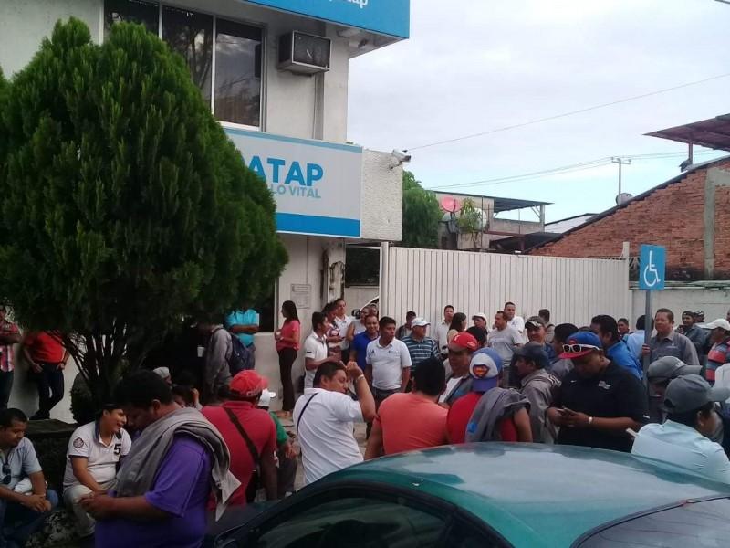 Trabajadores de COAPATAP inician paro de labores