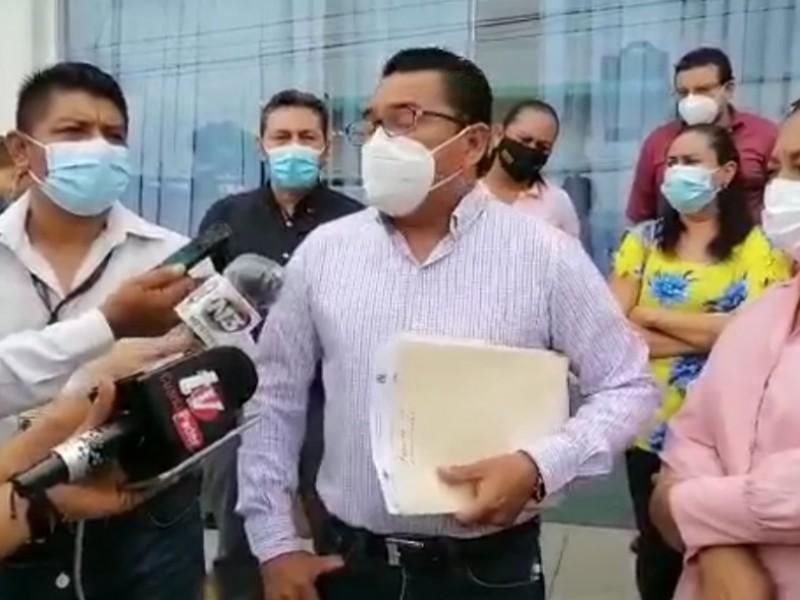 Trabajadores de DIPRIS trabajan bajo protesta ante falta de herramientas