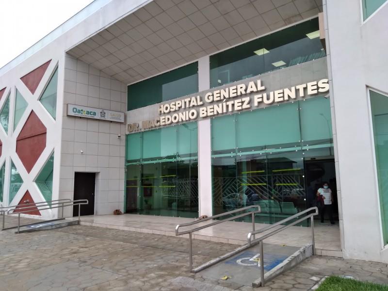 Trabajadores de los Servicios de Salud de Oaxaca paran labores