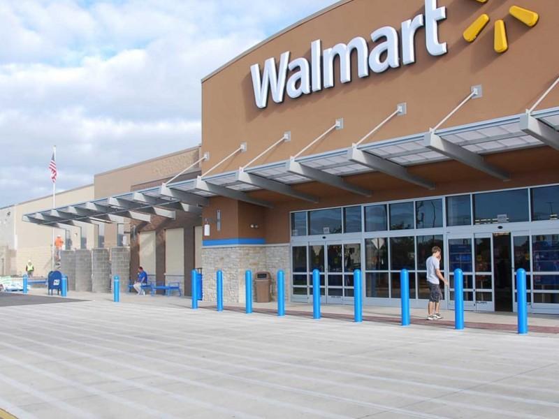 Trabajadores de Walmart en Tuxtla a huelga