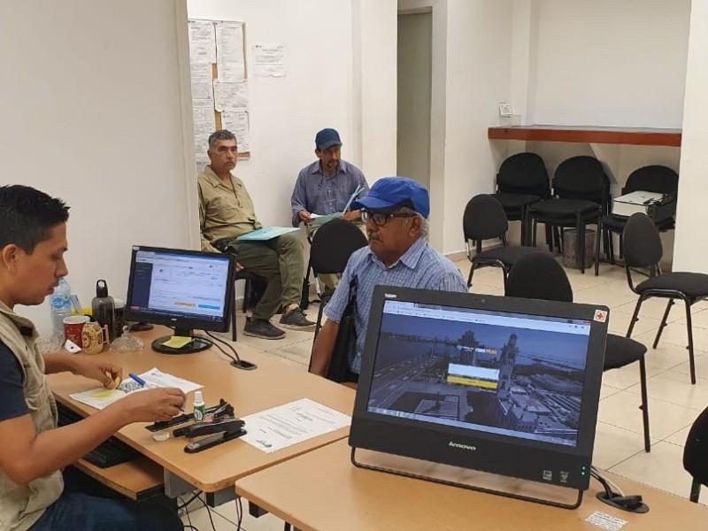 Trabajadores del Ayuntamiento de Veracruz trabajarán desde casa