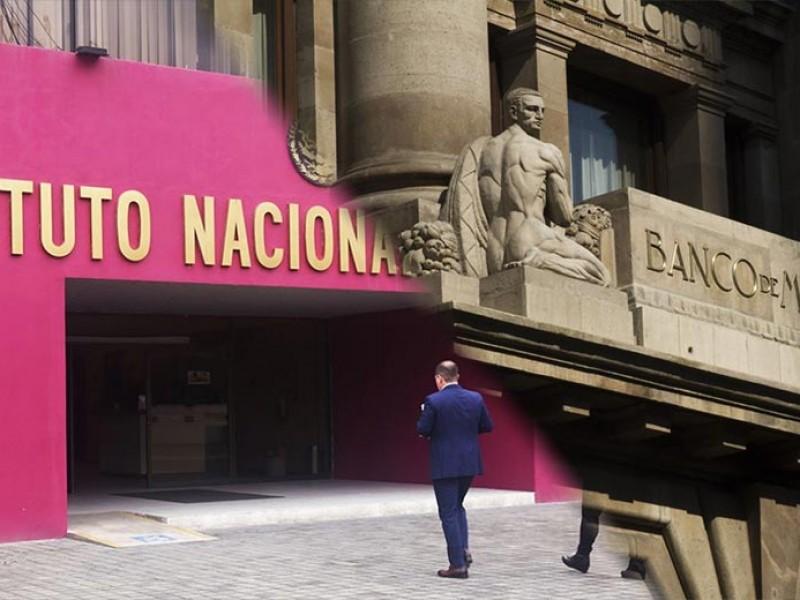 Trabajadores del INE, IFT y Banxico ganarán más que AMLO