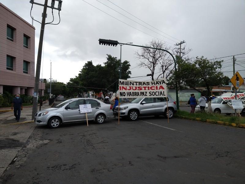 Trabajadores del Poder Judicial paran labores, demandan pagos