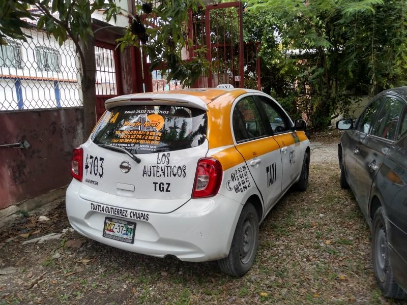 Trabajadores del volante piden tolerancia sin concesiones
