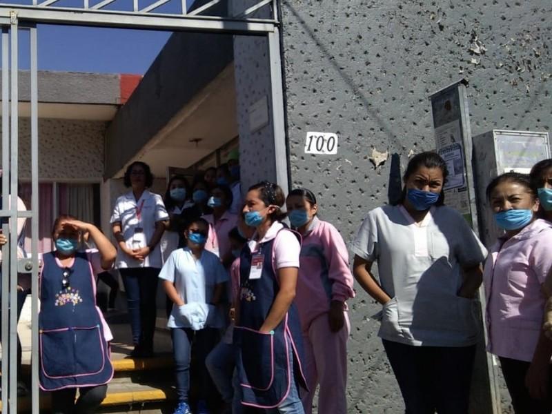 Trabajadores demandan suspensión de labores ante contingencia de Covid-19
