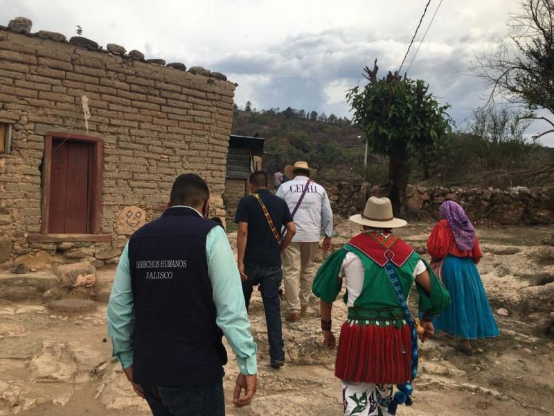 Por adeudos, trabajan bajo protesta docentes indígenas de zona Norte