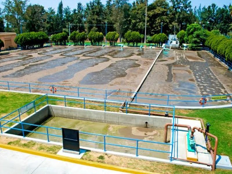 Trabajan en proyecto de plantas tratadoras de agua