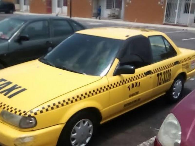 Trabajarán por seguridad de taxistas