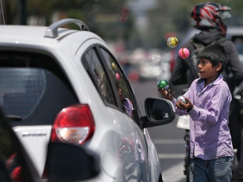 Trabajo infantil una realidad para niños mexicanos