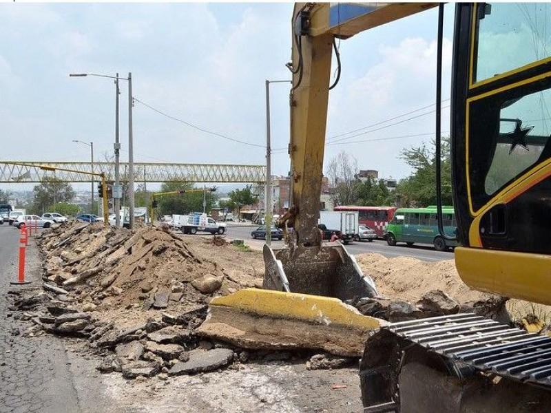 Trabajos de Mi Macro afectarán derroteros de transporte público