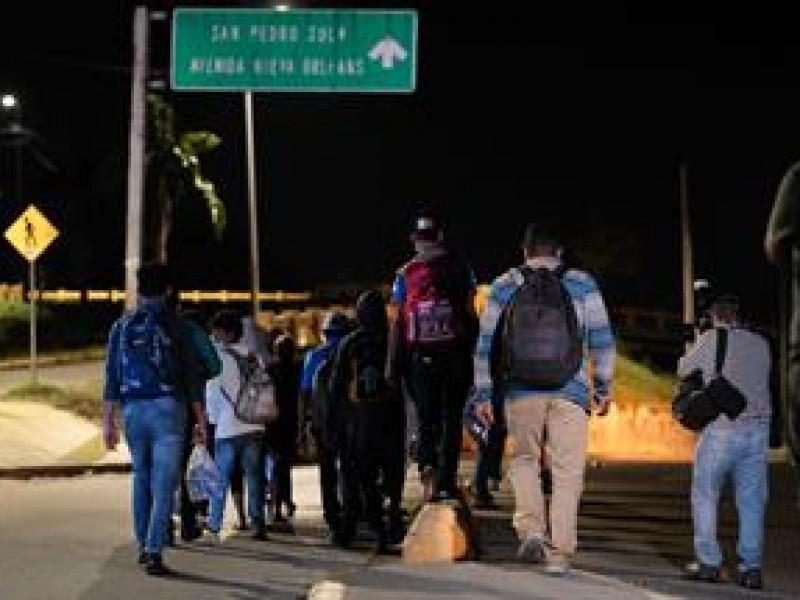 Traficantes de personas se han