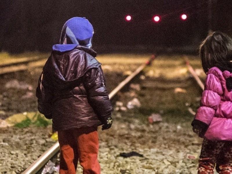 Desplegarán tropas para cuidar a niños migrantes abandonados