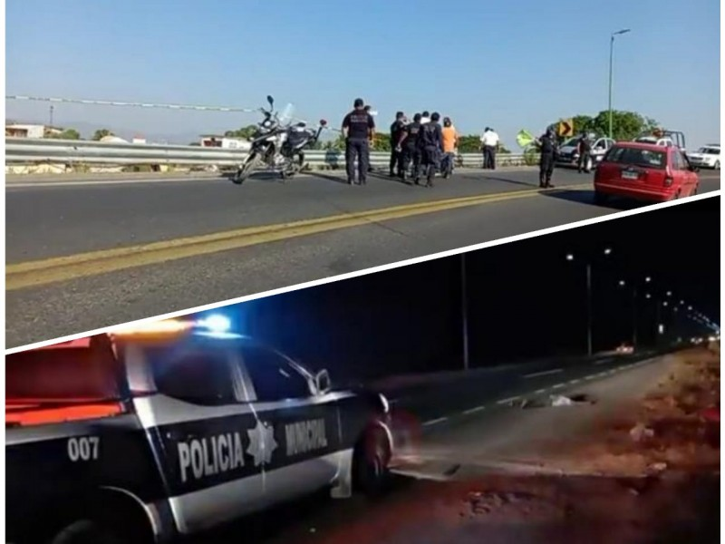 Trágico fin de semana en Tehuantepec, 2 muertos por accidentes