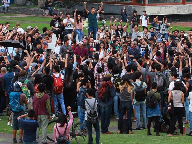 Transcurre en calma asamblea en Ciudad Universitaria