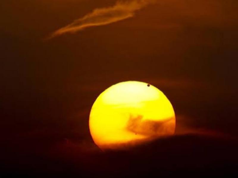 Tránsito de Mercurio se podrá observar en Tuxpan