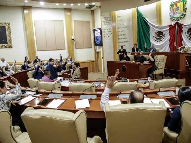 Transparencia y agua serán retomados en próximo periodo legislativo