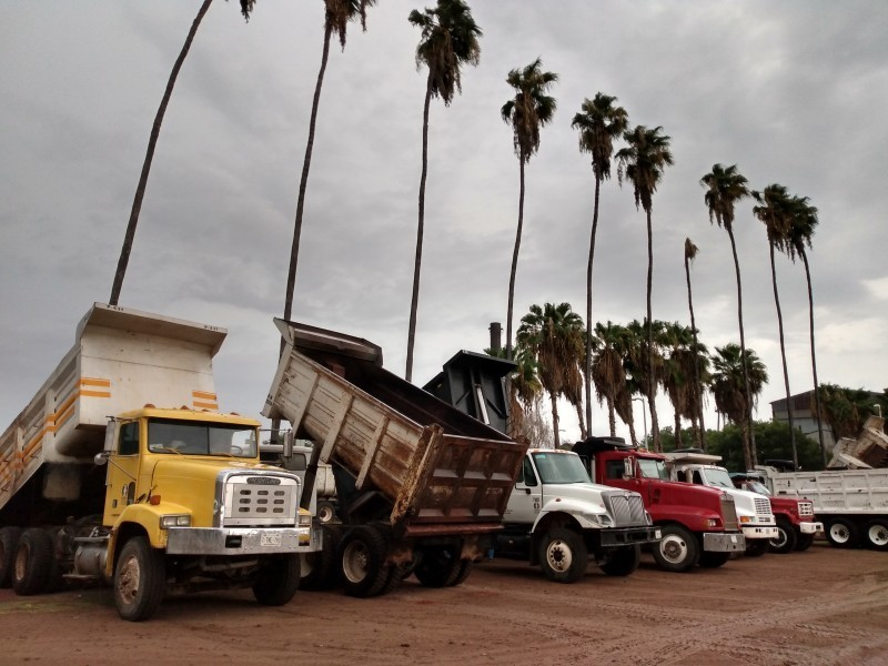 Transporte de carga espera reactivarse la próxima semana
