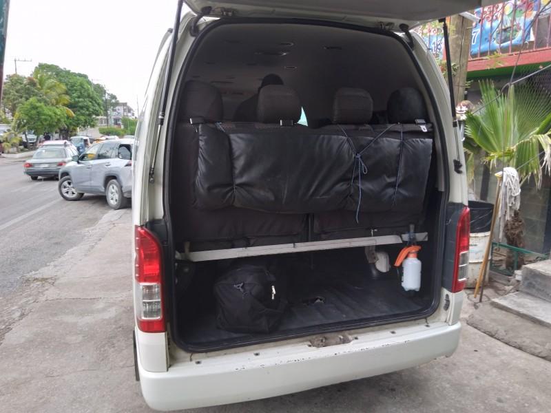 Transporte federal vulnerable ante envió de mercancía ilegal por paquetería