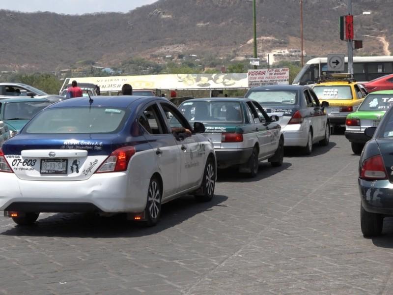 Transporte público con mínimas medidas sanitarias por falta de estrategias