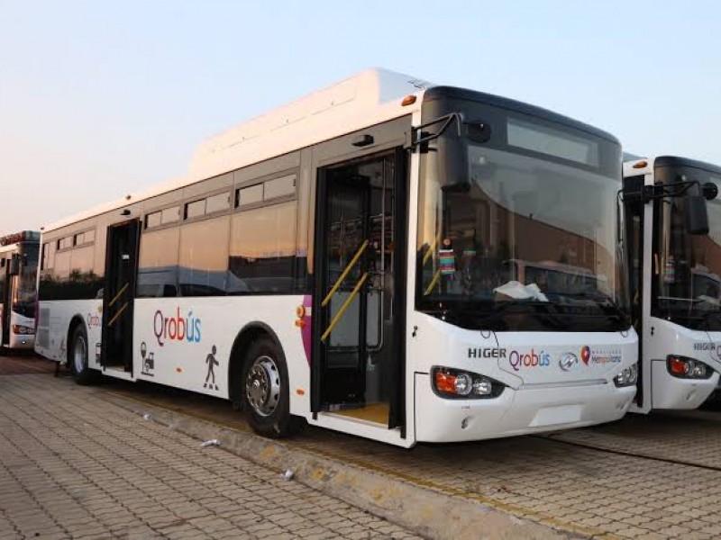 Transporte público digno ; PRI