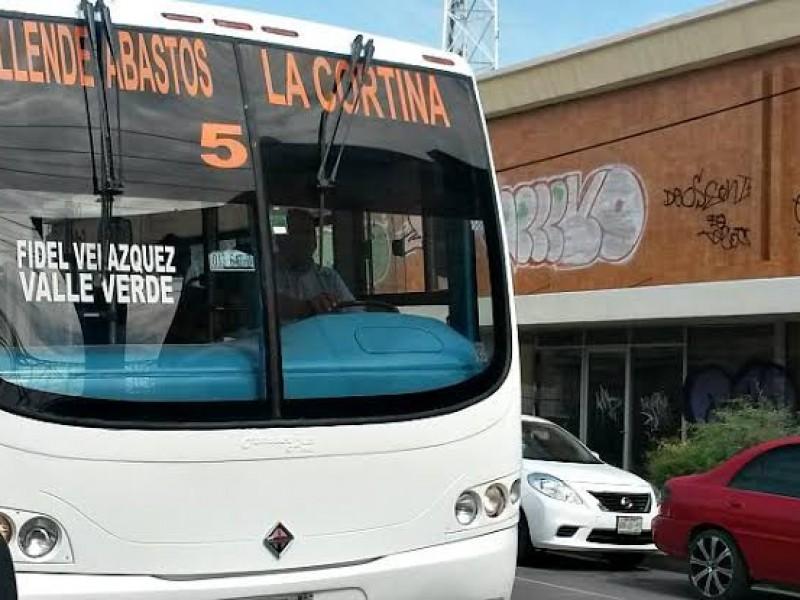 Transportistas aseguran no oponerse a Metrobús