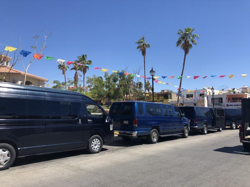 Transportistas buscan ser tomados en cuenta por candidatos