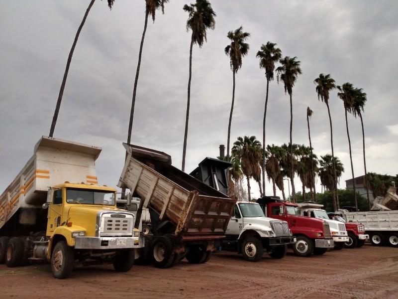 Transportistas de carga sufren crisis y delincuencia