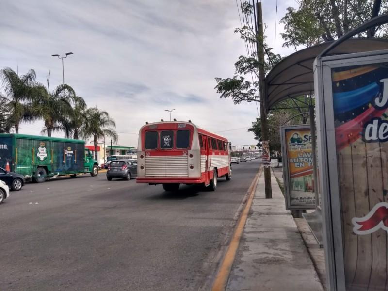 Transportistas de Durango aseguran desconocer del metrobús