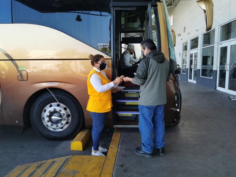 Transportistas Federales esperan repunte en el sector por temporada vacacional