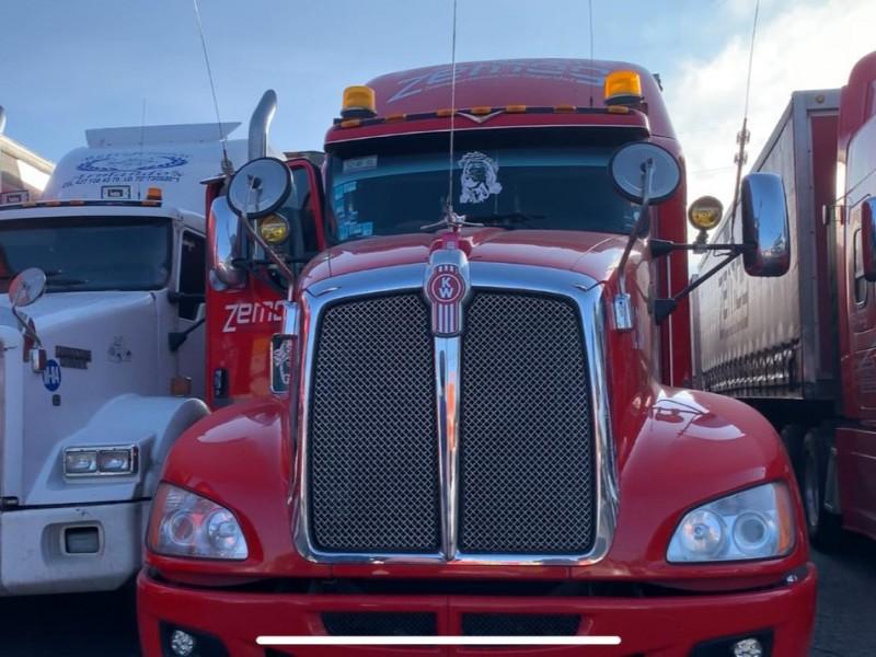 Transportistas incormormes en Querétaro