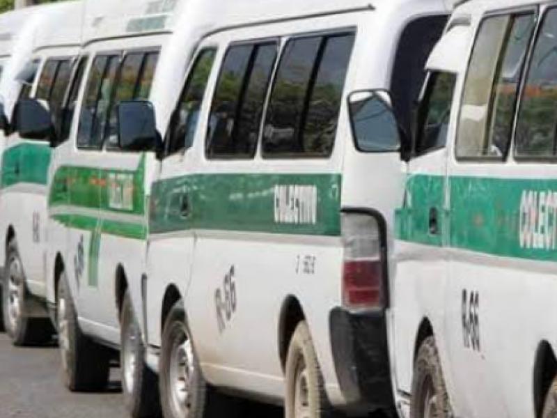Transportistas piden no aprovecharse de la pandemia